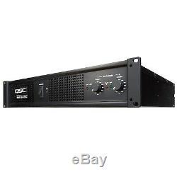 QSC RMX2450a Power Amplifier RMX Professional 2400 Watt 2U Power Amp