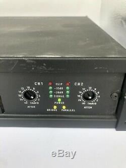 Qsc Cx302 Professional Amplifier