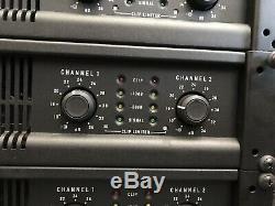 Qsc Power Light 1.4 Professional Audio Amplifier Excellent Condition