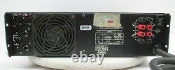 Rack Mount Crest Audio 8001 Professional Power Amplifier 750 WithCH @ 8-OHMS
