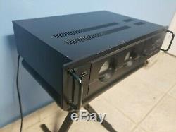 Rare Vintage Carver TFM-45 Professional Power Amplifier Amp