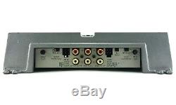 Rockford Fosgate Pro Ax 500xp Amplifier Very Rare Pro Version 4 Channel Beast