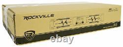 Rockville D14 7000w Peak/2000w RMS Class D 2 Channel Power Amplifier Pro/DJ Amp