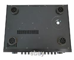 Rockville SingMix 5 2000w Professional DJ Amplifier with Bluetooth/Echo