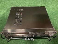 Set Carver AV-405 Power Amplifier & CT-29v Pro Logic A/V Preamplifier/Tuner