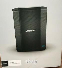 Ship from UK Bose S1 Pro Multi-position PA System New