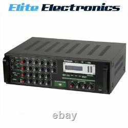 Sonken Ka-11 Professional Karaoke Bluetooth Mixing Amplifier