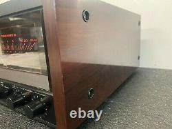 Sony TA-N77ES Stereo Power Amplifier. Pro Serviced