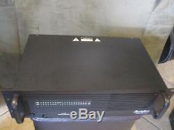 Soundcraftsmen 450X2M professional power amplifier FULLY SERVICED