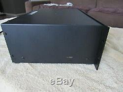 Soundcraftsmen Pro Power Four Mosfet Power Amplifier 205 WPC Works Great