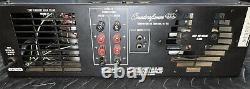Soundcraftsmen Pro-Power Four Mosfet Power Amplifier Rare EXCELLENT