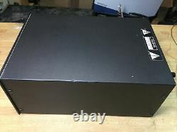 Soundcraftsmen Pro Power One Mosfet Amplifier 205X2 Made In USA RARE TESTED