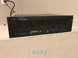 Soundcraftsmen Pro Power Ten Mosfet Power Amplifier 205/600 WPC