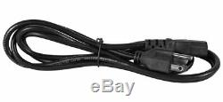 Technical Pro AX5000 5000 Watt 2 Channel 2U DJ Power Amplifier w USB, SD, EQ