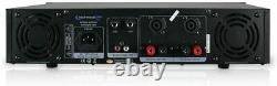 Technical Pro AX5000 5000 Watt 2 Channel Amplifier USB, SD, EQ