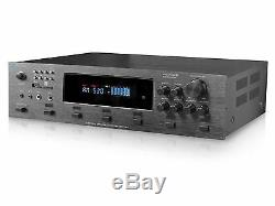 Technical Pro H12X500BT 6000w Amplifier / Preamp/ Tuner with 12 Speaker+Microphone