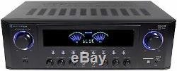 Technical Pro RX45BT 5.2-Channel Home Theater Receiver with Bluetooth