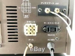 Toshiba Power Amplifier Preamplifier For Professional Va-608P Va-608R