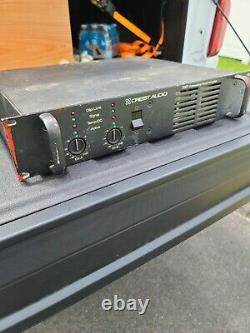 Used Crest Audio 7001 Professional Power Amplifier Pre-owned