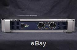 Used Yamaha Pro Audio P2500S Stereo PA/DJ Speaker Power Amplifier upto 780W Amp