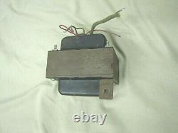 Vintage 1955-60 Fender Tweed Bassman Pro Super Amplifier 8087 Power Transformer