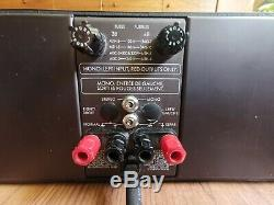 Vintage Bryston 3B Pro Stereo Power Amplifier (Pro-Serviced & Recapped)