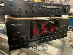 Vintage Yamaha M-45 Natural Sound Vintage Pro Stereo Power Amplifier 2Ch. Amp