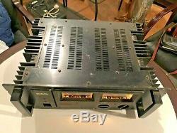 Vintage Yamaha P-2200 Natural Sound Power Amplifier Professional Amp