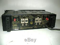 Vintage Yamaha Professional Amplifier Model P2100