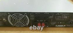 Wharfedale Pro0 S2500 Professional Amplifier Dual Channel Power Amp