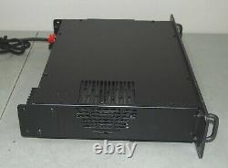 Works! CARVER Professional Magnetic Field POWER AMPLIFIER / Amp Model #PM-900