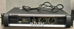 YAMAHA PC2001N rack mount professional power amplifier barely used never racked