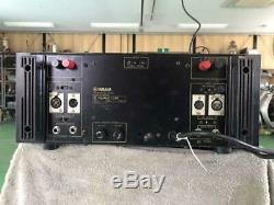YAMAHA PC2002M PROFESSIONAL SERIES POWER AMPLIFIER MODEL Vintage