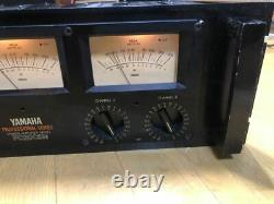 YAMAHA PC2002M Power Amplifier Professional Series Model from Japan USED