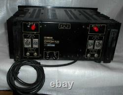 YAMAHA POWER AMPLIFIER MODEL PC2002M Professional Series Vintage Rare RSMI