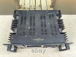 Yamaha P-2200 Professional 2-channel Power Amplifier 480W total (240x2)
