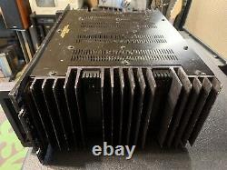 Yamaha P2201 Professional Natural Sound Power Amplifier 240watts Stereo