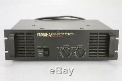 Yamaha P2700 Professional Power Amplifier Amp #38132
