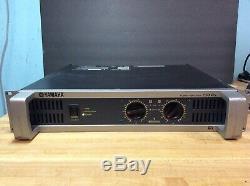 Yamaha P5000s Professional Amplifier 2-Channel Power Amplifier 700W / 4 Ohms