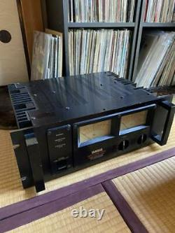 Yamaha PC2002M Power Amplifier Model Professional Series USED From Japan jp