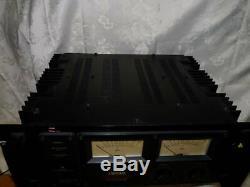 Yamaha PC2002M Professional Series Power Amplifier operation check good Japan