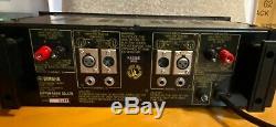 Yamaha Professional Series P2100 Natural Sound Power Amplifier