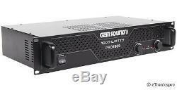 1000w Pro Home Digital Audio Stéréo Musique Amplificateur Amplificateur Récepteur Nouveau