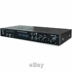 1200w Pro Home Digital Audio Stéréo Musique Audio Amplificateur Récepteur Intégré Nouveau