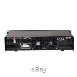 2 Channel 3000 Watts De Puissance Professionnel Amplificateur De Classe D Amp Tulun Jeu Dip900
