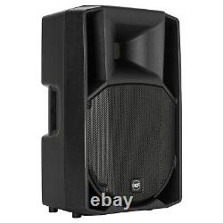2 Rcf Art 715-a Mk4 Active 2way Professional 15 Powered Speaker 1400w Amplified