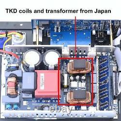 2ch 1100w@ 8ohm Plaque Module Amplificateur De Puissance Professionnelle Dsp Prokustk Am3002