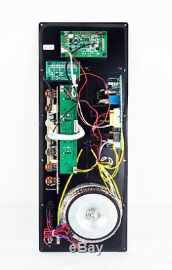 375 Watt Rms Pro Audio Motorisé Module Haut-parleur Plate Amplificateur Avec Xlr Eq