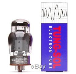 Ampeg Svt-2 Pro Préampli + Ampli De Puissance Ultimo Tube Set Or Pin 6550