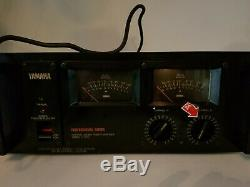 Ampli D'amplificateur De Puissance Classique Vintage Yamaha P-2200 240w Pc2002 Tel Quel